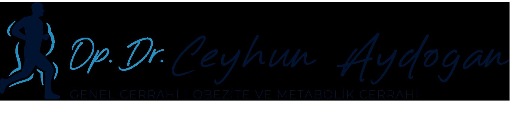 Dr. Ceyhun Aydoğan